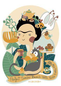 El Jardín de Kipuruki Art Journal Fondos, Art Journal Backgrounds, Journal Themes, Art Journal Pages, Frida Art, Doodle Art Journals, Scrapbook, Mexican Art, Art Journal Inspiration