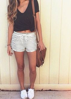 Summer fashion #TeenFashion