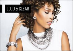 Loud and Clear is my name. tracilynnjewelry.net/mariaabyrd