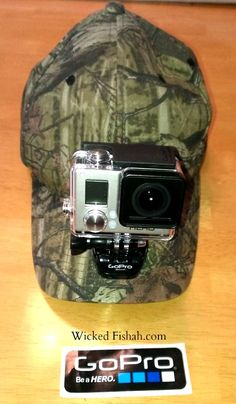 A Do It Yourself, GoPro, Baseball Cap