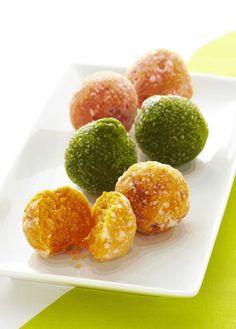野菜のおからボール (レシピNo.2518) ネスレ バランスレシピ