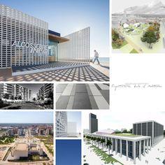 🌱 #DiseñoUrbano by sanahuja&partners: lugares para los ciudadanos #arquitectura #proyectos
