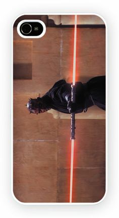 Star Wars: Episode I - The Phantom Menace - Darth Maul- I'll take one for my new Galaxy S4.