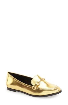 Topshop 'Lucy' Bit Loafer (Women)