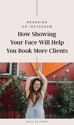 How Showing Your Face Will Help You Book More Clients