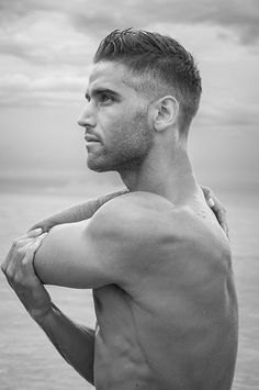Haircut. Bryce Thompson by Scott Teitler | Homotography