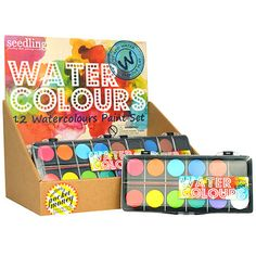Love! Water Colors #coloring #paint #painting #paints #redcarpet-production #school #schools #water-color #water-colors