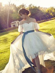 ミュゲ|ウエディングドレス【フォーシス アンド カンパニー|FOUR SIS & CO.】