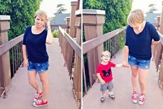 mom style and converse | linked up with lauren elizabeth