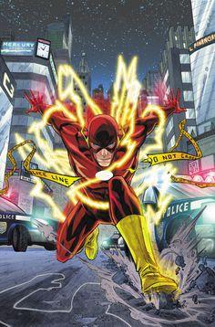 The Flash - Fernando Pasarin