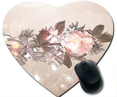 Summer Comfortable Mouse Pad Heart Shaped Printed Blossom Branch 3 Mouse Pad http://www.amazon.com/dp/B00MJO7VOS/ref=cm_sw_r_pi_dp_QrA5tb1W7EGJS