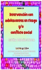 curso intervencion con adolescentes en riesgo