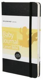 Baby Journal Moleskine  Per le future mamme o per chi lo è appena diventata un regalo davvero speciale è questo Baby Journal della Moleskine. Per registrare tutti i progressi del proprio bimbo, archiviare fotografie, pensieri.    Sito: http://store.moleskine.com/it/taccuino-baby-journal.html    Dove trovarlo: migliori cartolerie    Prezzo: 19,50 €