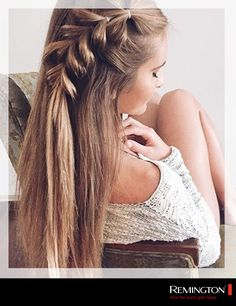 Fácil, sencillo y hermoso, así de simple es lucir un peinado espectacular.