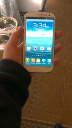 My new phone!!!!