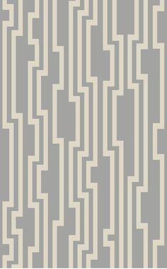 Surya Modern Classics CAN-2023 Flint Gray Area Rug