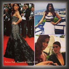 Katrina Kaif Red Carpet Cannes 2015