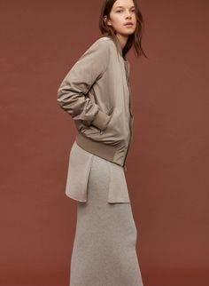 Fashion Girls Will Love Aritzia's New Line #refinery29  http://www.refinery29.com/aritzia-the-group-by-babaton-clothing-line#slide-30  The Group Gilman Jacket, $175, available at Aritzia....
