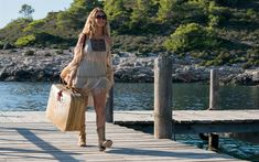 Download wallpapers Young Donna, Mamma Mia 2, 4k, 2018 movie, Mamma Mia Here We Go Again, comedy, Lily James