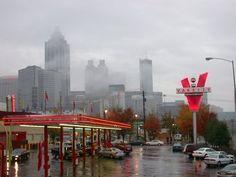 The Varsity in Atlanta, Georgia