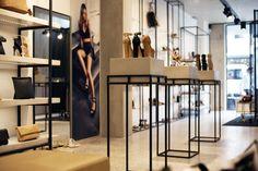 Tony Bianco store by Prospace Design Studios, Melbourne   Australia shoes