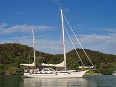 2010 Modern Classic 17m Pilothouse Ketch Sail Boat For Sale - www.yachtworld.com