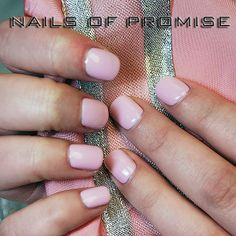 Shellac Nails. In the pink at Nails Of Promise. Gants Hill. East London. #nailsofpromise #nailsgantshill #nailseastlondon #nailslondon #shellac