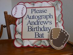 Baseball Birthday Decorations