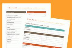 Checkliste für die Reise: Wichtige Dokumente & Notfallnummern