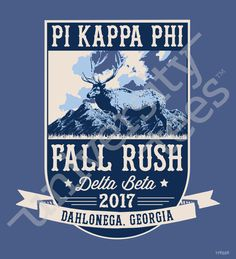 Fall Rush Design I apparel designs | made by University Tees I custom greek apparel | fraternity designs I fraternity fall rush apparel