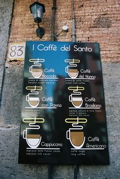 the café experience in naples