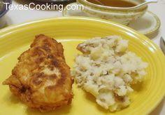 Chicken Fried Chicken with Cream Gravy Recipe