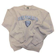 Columbia University Team Vintage Sweatshirt #columbia_sweatshirt #ivy_league #vintage #mens_fashion $44.95
