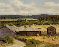 Kansallisgalleria - Taidekokoelmat - Ruispelto
