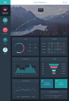 Korrall Dashboard … Source by usemuzli Application Ui Design, Interaktives Design, Layout Design, Web Ui Design, Logo Design, Dashboard Ui, Dashboard Design, Dashboard Examples, Mobile App Design