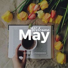 Welcome May. By @typicart  Photo @14tenderness  #PicLab