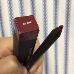 "MAC Pro Longwear Lip Pencil in ""Ms. Diva"" Brand new, never used/swatched MAC Pro Longwear Lip Pencil in the shade Ms. Diva! It's a really pretty plum color MAC Cosmetics Makeup Lip Liner"