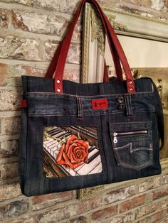 Best 11 – Page 749849406683656542 – SkillOfKing. Jean Purses, Purses And Bags, Jean 1, Denim Handbags, Fabric Tote Bags, Denim Purse, Denim Ideas, Denim Crafts, Old Jeans