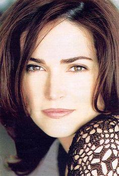 Kim Delaney - Downton Abbey's Lily James reminds me of Kim