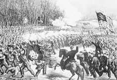 Watch full episodes of your favorite HISTORY series, and dive into thousands of historical articles and videos. To know History is to know life. Battle Of Chancellorsville, Watch Full Episodes, Soldiers, Jackson, Death, War, History, Painting, Historia