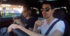 Joe Jonas Changes Career, Is Now An Uber Driver