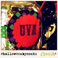 Decor by Conká @conkaloja www.conka.com.br   #festainfantil #party #kidsparty #festa #niver #decoração #festadecriança #aniversário #bsb #brasilia #minhabrasilia #Brasília #aniversariodecrianca #aniversáriodecriança #conká #decor #festademenina #festanoclube #festadaescola #artesanal #lembrancinha #favorbag #trickortreat #halloween #halloweenparty #orange #laranja #purple #roxo #green #verde #black #preto #pumpkin #abobora #fantasmas #ghost #boo #flowers #flores #glitter #bat #morcego #bruxa