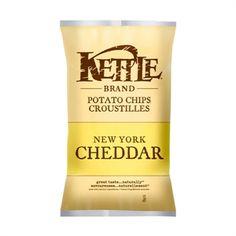 Kettle chips New York Cheddar
