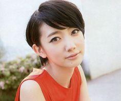 波瑠さん編~日本女優の印象分析~   30代からの美人顔メーク&似合う ...