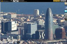 You're looking at an optical illusion, a set of over 2900 photographs together in four scenarios give the feeling of being full with 60 gigapixel images in full resolution. We invite you to navigate through them, literally traveling to Barcelona, ​​day or night. http://especiales.lainformacion.com/panoramicas/barcelona/