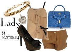 Lady disney-styles