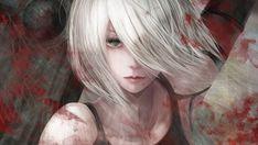 YoRHa A2 Nier Automata Girl Wallpaper