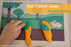 The Carrot Seed  - tons of ideas for this book