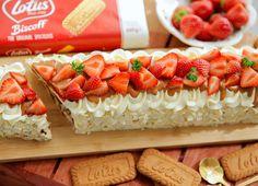 Strawberry, No Bake Cake, Fruit, Muffins, Cheesecake, Desserts, Tailgate Desserts, Muffin, Deserts