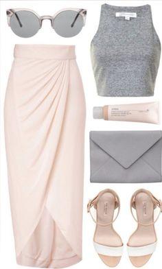 Faldas diferentes ...